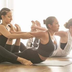 Try our Yoga Classes